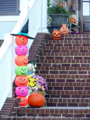colorful-pumpkins